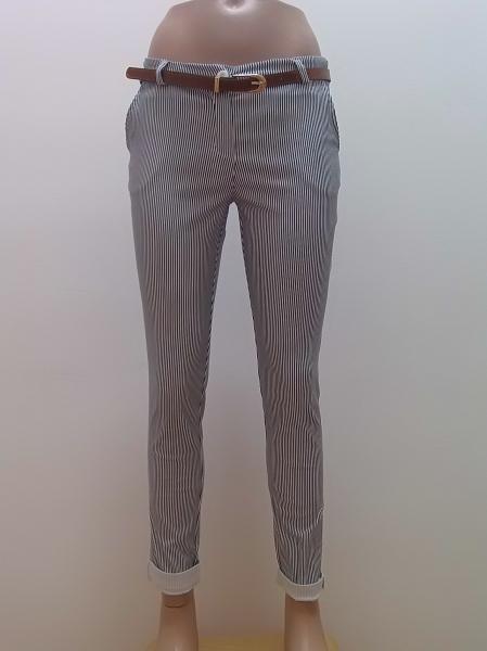 Nohavice pásikové