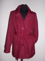 Plášť 3 - bordový