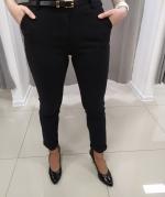 Čierne nohavice EVA