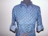 Rifľová košeľa predĺžená